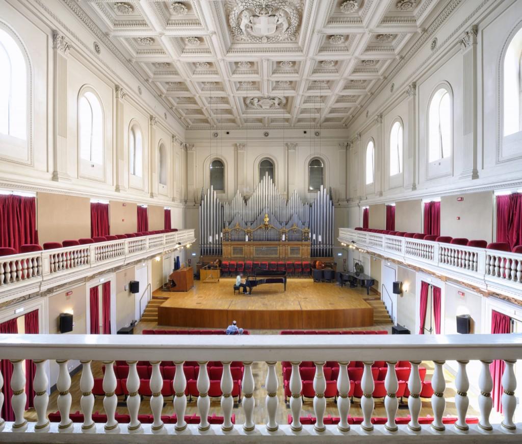 visita guidata: L'ACCADEMIA MUSICALE DI S. CECILIA